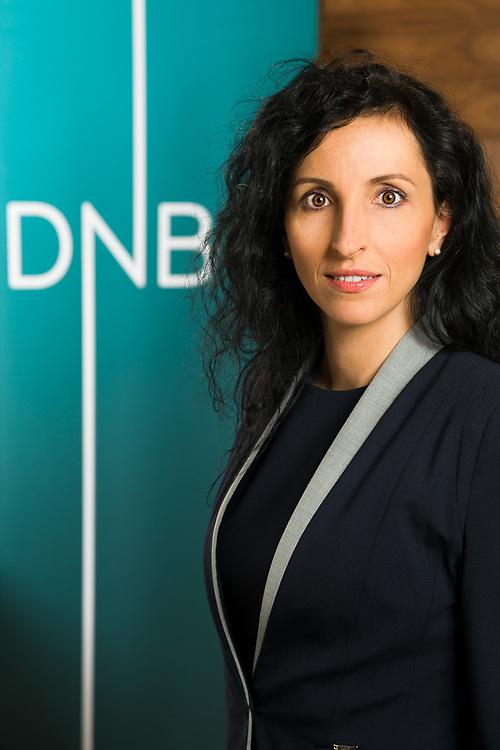 Zdjęcia biznesowe pracowników - Bank DNB