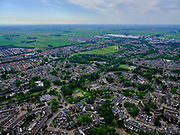 Nederland, Utrecht, Bunschoten-Spakenburg; 21–06-2020; nieuwbouwwijk van Bunschoten-Spakenburg.<br /> <br /> luchtfoto (toeslag op standaard tarieven);<br /> aerial photo (additional fee required)<br /> copyright © 2020 foto/photo Siebe Swart