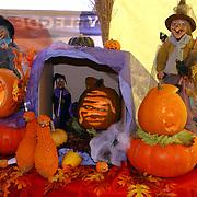 Halloween pompoen snijden, maken Vershof Huizen