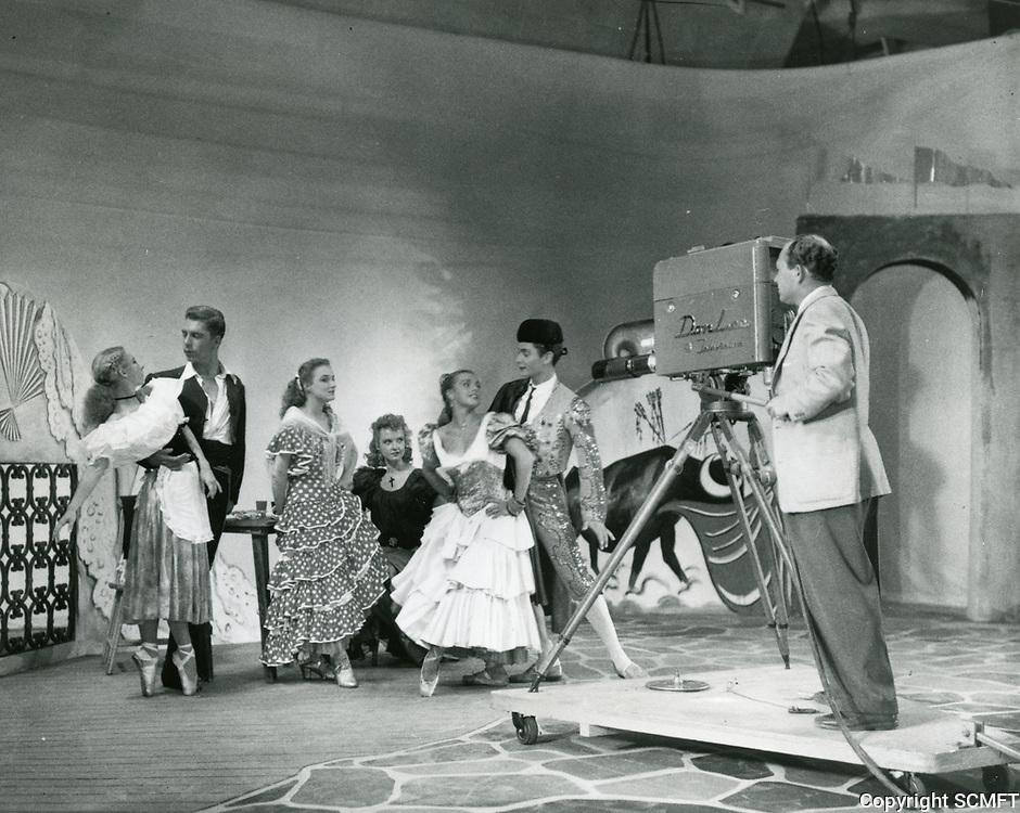1950 Don Lee TV on Vine St.