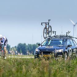 EMMEN (NED) June 16: <br />CYCLING <br />Dutch Nationals Time Trail men U23 Stijn Daemen