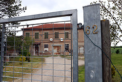 CASA IN VIA PORTONI BANDISSOLO 62 IN CUI IGOR AVREBBE VISSUTO PER QUALCHE TEMPO NEL 2005<br /> RICERCHE IGOR VACLAVIC DOPO OMICIDIO VERRI