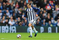 Grzegorz Krychowiak of West Bromwich Albion - Mandatory by-line: Paul Roberts/JMP - 16/09/2017 - FOOTBALL - The Hawthorns - West Bromwich, England - West Bromwich Albion v West Ham United - Premier League