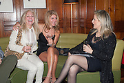 DR. LABET STERLING; ; SIGAL HILLEL; SHOSHANA DADUN, Rocco Forte's Brown's Hotel Hosts 175th Anniversary Party, Browns Hotel. Albermarle St. London. 16 May 2013