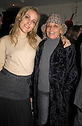 Bay Garnett and Anita Pallenberg, Party to celebrate the publication of 'Rita's Culinary Trickery' by Rita Konig. Morton's. 18 November 2004.  ONE TIME USE ONLY - DO NOT ARCHIVE  © Copyright Photograph by Dafydd Jones 66 Stockwell Park Rd. London SW9 0DA Tel 020 7733 0108 www.dafjones.com