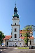Dzwonnica katedralna, Katedra Zmartwychwstania Pańskiego i św. Tomasza Apostoła, Zamość