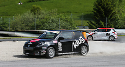 19.05.2013, Salzburgring, Salzburg, AUT, Suzuki Motorsport Cup Rennen 2, im Bild Johann Strunz neben der Strecke // during the Suzuki Motorsport Cup Austrian Race two, held at the Salburgring near Salzburg, Austria on 2013/05/19. EXPA Pictures © 2013, PhotoCredit: EXPA/ Roland Hackl