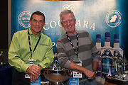 A stimulating Business Diary Date: 29th September to 1st October, Burlington Hotel Dublin – Irish Pubs Global Gathering Event.<br /><br />Pictured at the event- Paul Mangiamele, Bennigans and Shay Clarke, Chicago Mc Nally's Irish Pub<br /> <br />•                     21 Countries represented<br />•                     Over 600 Irish Pub Enterprises from around the world<br />•                     The growth of Craft Beers<br />•                     Industry Experts<br />•                     Bord Bia – an export opportunity<br />•                     Transforming a Wet Pub into a Gastro Pub<br />We love our Irish pubs but we of course have seen an indigineous decline resulting in closures nationwide in recent years.<br />Not such a picture worldwide where the Irish pub is a growing business success story.<br />Hence a global event and webcast in Dublin next week, called Irish Pubs Global Gathering Event  in the Burlington Hotel, Dublin, on September 29 to October 1st,backed by LVA and VFI.<br />Spurred on by The Irish Diaspora Global Forum in Dublin Castle 2 years ago, Irish entrepreneur Enda O Coineen has spearheaded www.irishpubsglobal.com into a global network with 20 chapters around the world and a database of over 4,000 REAL Irish pubs.<br />It promises to be a stimulating conference, with speakers bringing a worldwide perspective to the event. The Irish Pubs Global Gathering Event is a unique networking, learning and social gathering. A dynamic three-day programme bringing together Irish Pub owners & managers from all over the world and will focus on 'The Next Generation' of Irish pubs.<br /> <br />Key Note Speakers available for Interview<br />1.       Paul Mangiamele, CEO Bennigans<br />2.      Dr. Pearse Lyons, CEO ALLTECH<br />3.      Enda O Coineen, President of Irish Pubs Global<br />4.      Kingsley Aikins, CEO of Diaspora Matters<br /> Paul Mangiamele, CEO Bennigans<br />Paul M. Mangiamele is a veteran restaurant and retailing executive who joined Benn