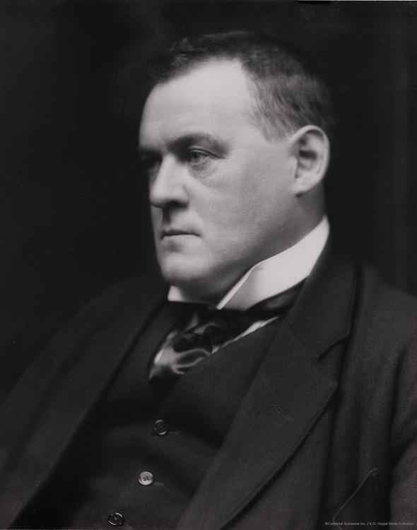 Hilaire Belloc, 1912
