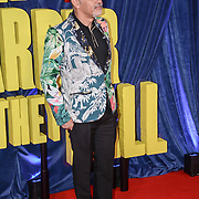 """Christian Louboutin attended """"The Harder They Fall"""" Opening Night Gala - 65th BFI London Film Festival, Southbank Centre, London, UK. 6 October 2021."""
