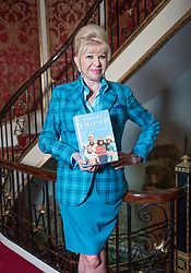 EXCLUSIVE: Ivana Trump at her home, poses up with her new book, 'Raising Trump.'. 04 Oct 2017 Pictured: Ivana Trump. Photo credit: Brian Zak/NY Post/MEGA TheMegaAgency.com +1 888 505 6342