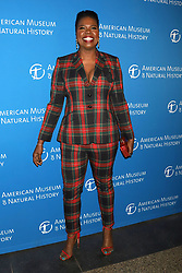 Leslie Jones attends the American Museum of Natural History's 2018 Gala at the American Museum of Natural History in New York.