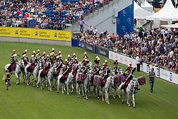 Opening Ceremony<br /> World Equestrian Festival, CHIO Aachen 2011<br /> © Hippo Foto - Leanjo de Koster