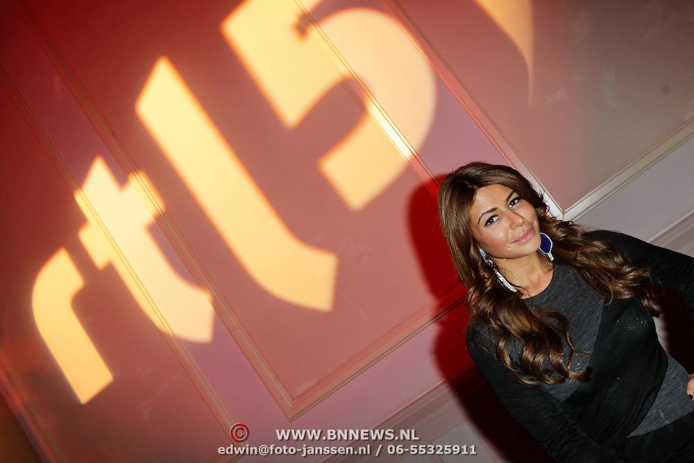 NLD/Hilversum/20120223 - Voorjaarspresentatie RTL5 2012, Olcay Gulsen