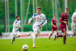 Luka KERIN during Football match between NK Triglav Kranj and NK Celje, on May 12, 2019 in Sport center Kranj, Kranj, Slovenia. Photo by Peter Podobnik / Sportida