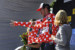 June 7, 2017 - Bourgoin Jallieu, France - BOURGOIN-JALLIEU, FRANCE - JUNE 7 : DE GENDT Thomas (BEL) Rider of Team Lotto - Soudal during stage 4 of the 69th edition of the Criterium du Dauphine Libere cycling race, an individual time trail of 23,5 kms between La Tour-du-Pin and Bourgoin-Jallieu on June 07, 2017 in Bourgoin-Jallieu, France, 7/06/2017 (Credit Image: © Panoramic via ZUMA Press)