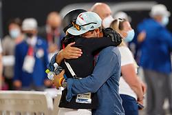 Krajewski Julia, GER, Roman Pietro, ITA<br /> Olympic Games Tokyo 2021<br /> © Hippo Foto - Dirk Caremans<br /> 02/08/2021