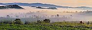 Vietnam Images-panoramic landscape-nature-Da Lat