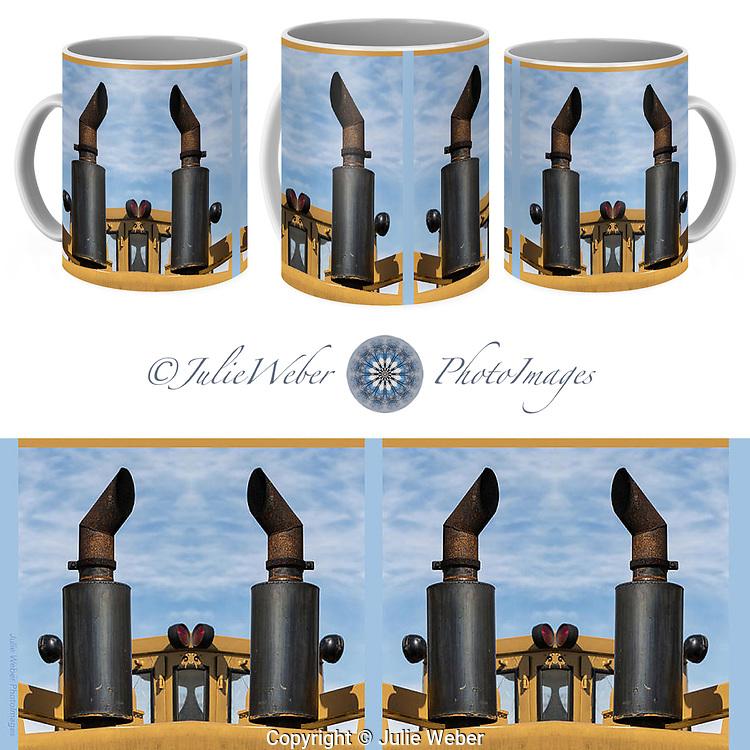 Coffee Mug Showcase 47 - Shop here: https://2-julie-weber.pixels.com/products/face-off-2-julie-weber-coffee-mug.html