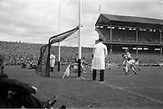 06/09/1964<br /> 09/06/1964<br /> 6 September 1964<br /> All-Ireland Senior Final: Tipperary v Kilkenny at Croke Park, Dublin.<br /> The ball tips of the Kilkenny line; but although the score went up on the boards, the goal was not allowed.