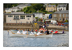 Day three of the Fife Regatta, Cruise up the Kyles of Bute to Tighnabruaich<br /> Skiff Rowing Race, Fintra, Kentra, Astor<br /> <br /> * The William Fife designed Yachts return to the birthplace of these historic yachts, the Scotland's pre-eminent yacht designer and builder for the 4th Fife Regatta on the Clyde 28th June–5th July 2013<br /> <br /> More information is available on the website: www.fiferegatta.com
