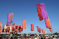 Glastonbury Music Festival, Somerset, Britain - 27 June 2003.