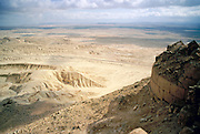 Egypt, Sinai, Qalat Al-Guindi (Alternative name: Qalat El-Gindi) a mountain stronghold built by Saladin circa 1170