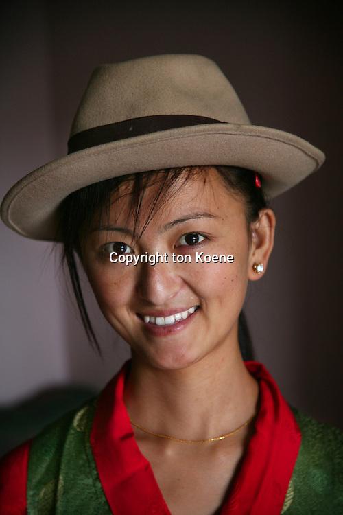 Tibetian women