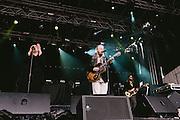 Photos of Hjaltalín performing live at Secret Solstice Music Festival 2014 in Reykjavík, Iceland. June 21, 2014. Copyright © 2014 Matthew Eisman. All Rights Reserved