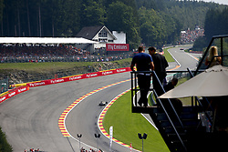 August 27, 2017 - Spa-Francorchamps, Belgium - Motorsports: FIA Formula One World Championship 2017, Grand Prix of Belgium, ..#27 Nico Hulkenberg (GER, Renault Sport F1 Team) (Credit Image: © Hoch Zwei via ZUMA Wire)