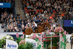 Bruynseels Niels, BEL, Delux van T&L<br /> Jumping Final Round 2<br /> Longines FEI World Cup Finals Jumping Gothenburg 2019