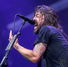 Foo Fighters @ Fenway park 2018