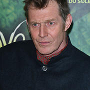 London, England, UK. 10th January 2018. Jason Flemyng arrives at Cirque du Soleil OVO - UK premiere at Royal Albert Hall.