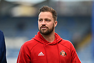 Sunderland Forward, Chris Maguire (7) during the EFL Sky Bet League 1 match between Portsmouth and Sunderland at Fratton Park, Portsmouth, England on 22 December 2018.