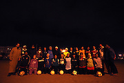 Unveiled soccer .NASIM , the women's soccer team of Sidi-Moumen on the outskirts of Casablanca .A work about women's soccer in Moroco on the year of the first world cup in Africa .Wednesday , 13th January 2010 ,  Sidi-Moumen , outskirts of Casablanca , Morocco. (Photo Joao Henriques )