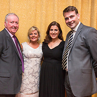 Brian and Sharon McInerney, Paula Murphy from Newmarket-on-fergus and Kieran McDonnell from Athy at the Clare Limousin Breeders 18th Annual Dinner Dance