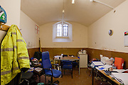 Pembroke College Kitchen (lower ground floor) Before Refurbishment
