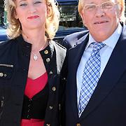 NLD/Laren/20070829 - Huwelijk Willibrord Frequin en Susanne Rastin, Frits Löhnen en partner
