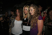 Natasha Corrett, Sienna Miller and Kelly Hoppen, Pepe Jeans, Sienna Miller  new ambassador party. 17 Berkeley Street, London, W1.  4 October 2006. -DO NOT ARCHIVE-© Copyright Photograph by Dafydd Jones 66 Stockwell Park Rd. London SW9 0DA Tel 020 7733 0108 www.dafjones.com