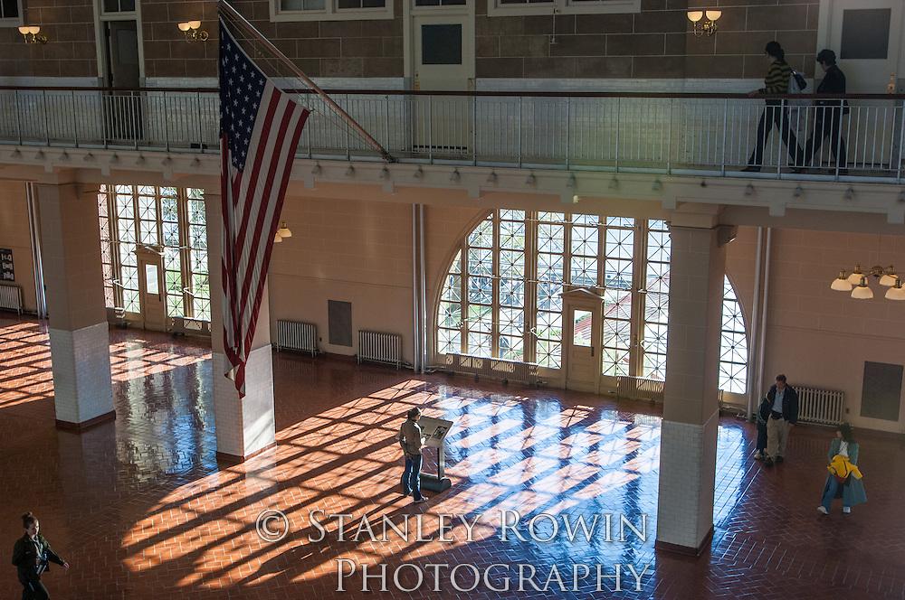 Ellis Island, Great Room