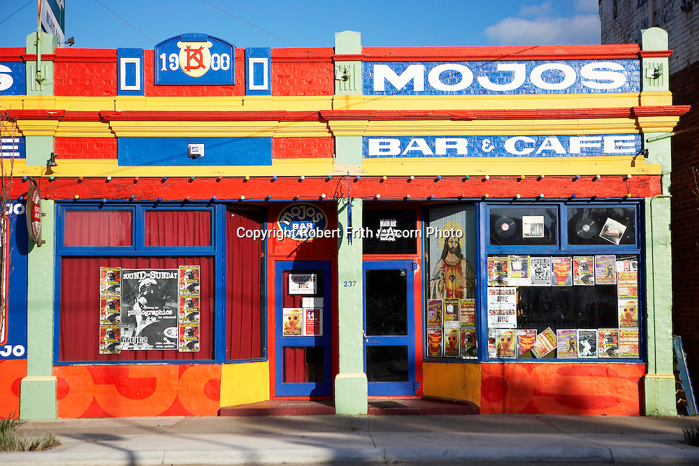 Mojo jivin'.<br /> Mojo's has been a one of Perth and Fremantle's most important venues for original live music for over 30 years