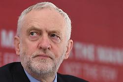 April 19, 2018 - London, London, United Kingdom - Jeremy Corbyn At Launch of Housing Review. (Credit Image: © Pete Maclaine/i-Images via ZUMA Press)