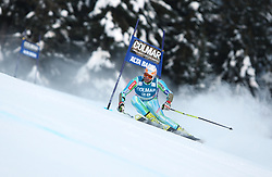 ALPINE SKI WORLD CUP ALTA BADIA 2009..© Photo Pierre Teyssot / Sportida.com.. GORZA Ales during the Men's Giant Slalom of the Audi FIS Ski World Cup 2009/10 on Sunday December the 20th, 2009 in Alta Badia, Italy. The Audi FIS Ski World Cup 2009/10 is taking place in South Tyrol until Monday the 21st of December 2009....