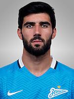 Luis Netu<br /> Luís Carlos Novo Neto<br /> Russian club FC Zenit Saint Petersburg