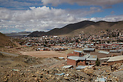 Oruro in Bolivia is a capital for mining