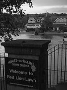 Henley Bucks/Berks UK.   General Views of Leander Club, Henley Reach. Saturday  17/09/2016<br /> [Mandatory Credit; Peter SPURRIER/Intersport Images]