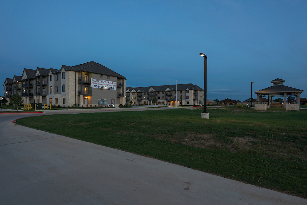 Eagle Heights in Pleasanton, Texas, is a multifamily property specalized for the needs of the oilfield industry and includes three tiers of residential service.