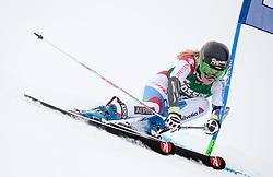 28.12.2014, Hohe Mut, Kühtai, AUT, FIS Ski Weltcup, Kühtai, Riesenslalom, Damen, 1. Durchgang, im Bild Lara Gut (SUI) // Lara Gut of Switzerland in action during 1st run of Ladies Giant Slalom of the Kuehtai FIS Ski Alpine World Cup at the Hohe Mut Course in Kuehtai, Austria on 2014/12/28. EXPA Pictures © 2014, PhotoCredit: EXPA/ JFK