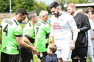 Trevor Horsley XI Liam Horsley during the Trevor Horsley Memorial Match held at the New Lawn, Forest Green, United Kingdom on 19 May 2019.