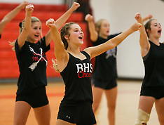 08/13/19 BHS Cheer Practice